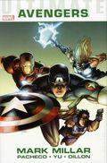 Ultimate Comics: Avengers Omnibus HC (2012 Marvel) By Mark Millar 1-1ST