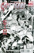 Avengers X-Sanction (2011) 1C