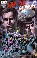 Star Trek Legion of Superheroes (2011 IDW) 3B