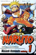Naruto TPB (2003-2015 Shonen Jump Edition Digest) 1SP-REP
