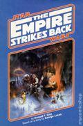 Star Wars Empire Strikes Back HC (1980 Del Rey Novel) Book Club Edition 1-1ST
