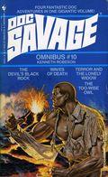 Doc Savage Omnibus PB (1986-1990 Novel) 10-1ST