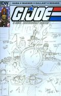 GI Joe Real American Hero (2010 IDW) 173C
