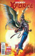 Uncanny X-Force (2010 Marvel) 19C