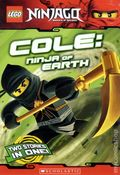 LEGO Ninjago Cole Ninja of Earth SC (2012 Digest) 1-1ST