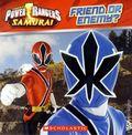 Power Rangers Samurai Friend or Enemy? SC (2012) 1-1ST