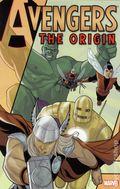Avengers The Origin TPB (2012 Marvel) 1-1ST