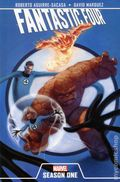 Fantastic Four Season One HC (2012 Marvel) 1-1ST