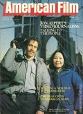 American Film (1977-1992 American Film Institute) Magazine Vol. 6 #8
