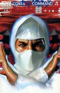 GI Joe Snake Eyes (2011 IDW) 10A