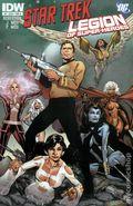 Star Trek Legion of Superheroes (2011 IDW) 5A
