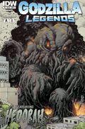 Godzilla Legends (2011 IDW) 4A
