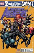 Secret Avengers (2010 1st Series) 22A