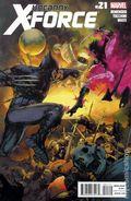 Uncanny X-Force (2010 Marvel) 21