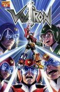 Voltron (2011 Dynamite) 3A