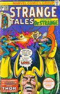 Strange Tales (1951-1976) Mark Jewelers 182MJ