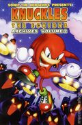 Knuckles The Echidna Archives TPB (2011 Digest) 2-1ST