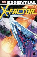 Essential X-Factor TPB (2005-2012 Marvel) 1st Edition 4-1ST