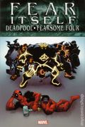 Fear Itself Deadpool/Fearsome Four HC (2012 Marvel) 1-1ST