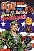 GI Joe vs. Cobra Official Handbook SC (2002 Scholastic) 1-REP