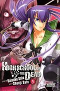 High School of the Dead GN (2011-2012 Yen Press Digest) 5-1ST