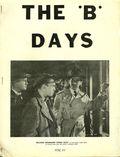B Days (1970) fanzine 2