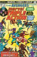 Marvel Triple Action (1972) Mark Jewelers 18MJ