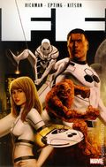 FF TPB (2012-2013 Marvel) By Jonathan Hickman 1-1ST
