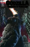 Godzilla Kingdom of Monsters (2011 IDW) 1E