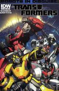 Transformers Robots In Disguise (2012 IDW) 1E
