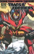Transformers Robots In Disguise (2012 IDW) 1F