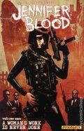 Jennifer Blood TPB (2012-2014 Dynamite) 1-1ST