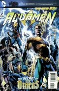 Aquaman (2011 5th Series) 7A