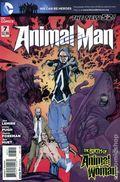 Animal Man (2011 2nd Series) 7