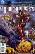 Demon Knights (2011) 7