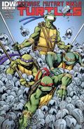 Teenage Mutant Ninja Turtles (2011 IDW) 8A