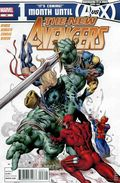 New Avengers (2010 2nd Series) 23