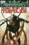 Infestation 2 Teenage Mutant Ninja Turtles (2012 IDW) 2A