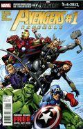Avengers Assemble (2012) 1A