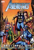Avengers Kree/Skrull War HC (2012 Marvel) 1-1ST