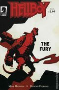 Hellboy The Fury (2011 Dark Horse) 1C