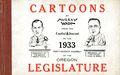 Cartoons by Murray Wade (1921 Capital Journal) 1933