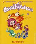 Ernest and Rebecca HC (2011 Papercutz) 2-1ST