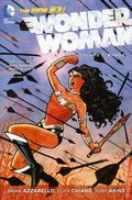 Wonder Woman HC (2012 DC Comics The New 52) 1-1ST