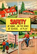 Safety at Home on the Road at School at Play 1968
