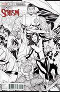 X-Men Schism (2011 Marvel) 3D