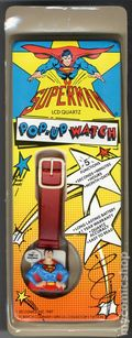 Superman Pop-Up Watch (1987) Special Collector's Edition 61-SMPUP