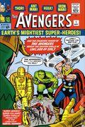 Avengers Omnibus HC (2011- Marvel) 1B-1ST