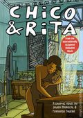 Chico and Rita HC (2011 SelfMadeHero) 1-1ST