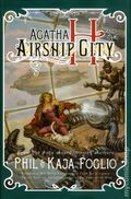 Agatha H and the Airship City HC (2011 A Girl Genius Novel) 1-REP